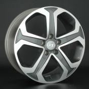 Литой диск Hyundai (Хендай) HND162 GMF