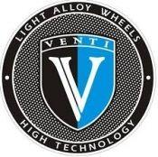 Литой диск Venti (Венти) 1041 BLACK