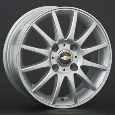 Литой диск Chevrolet (Шевроле) GM 17 S