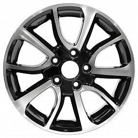 Литой диск Hyundai (Хендай) 208 BKF