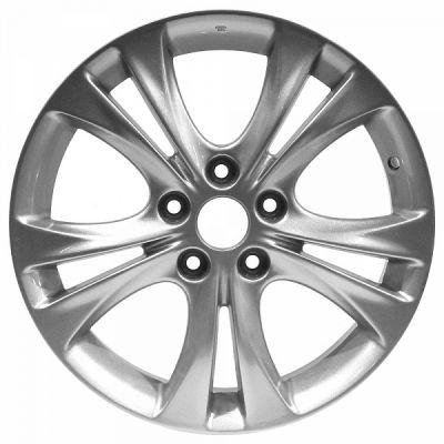 Литой диск Hyundai (Хендай) 57 S