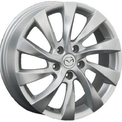 Литой диск Mazda (Мазда) 076 S