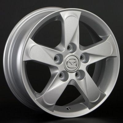 Литой диск Mazda (Мазда) MZ 10 S