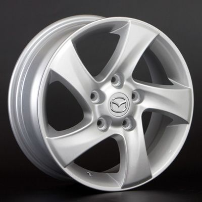Литой диск Mazda (Мазда) MZ 9 S