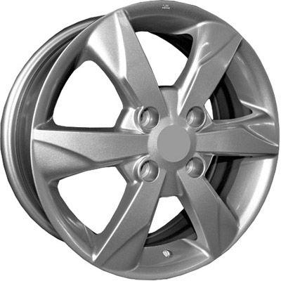 Литой диск Nissan (Ниссан) 277 HP