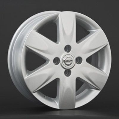 Литой диск Nissan (Ниссан) NS 43 S
