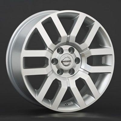Литой диск Nissan (Ниссан) NS 17 S