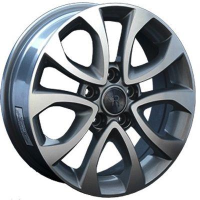 Литой диск Nissan (Ниссан) NS 026 BD