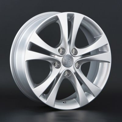 Литой диск Opel (Опель) OPL13 S