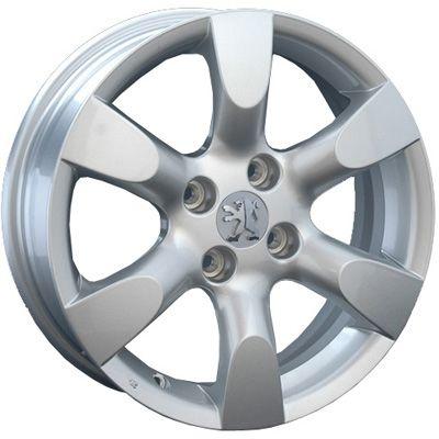 Литой диск Peugeot (Пежо) 034 S