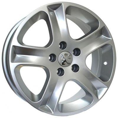 Литой диск Peugeot (Пежо) 070 S