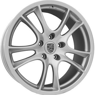 Литой диск Porsche (Порше) PR 985 BL