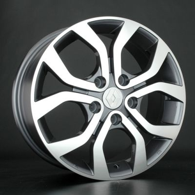 Литой диск Renault (Рено) RN148 GMF