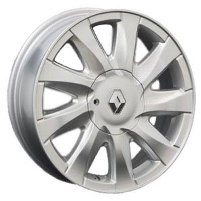 Литой диск Renault (Рено) RN 9 S