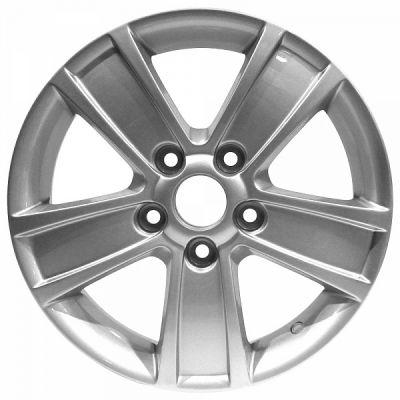 Литой диск Skoda (Шкода) 17 S