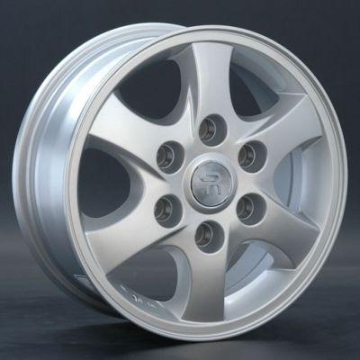 Литой диск Toyota (Тойота) TY91 S