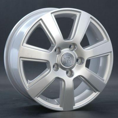 Литой диск Volkswagen (Фольксваген) VV75 S