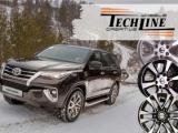 Toyota Land Cruiser Prado и Fortuner ставят рекорды продаж в России