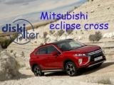 Премьера нового Mitsubishi Eclipse Cross