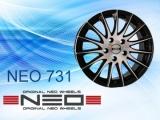 Новые параметры диска NEO 731