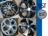 Новая линейка дисков Replica RST уже в продаже!